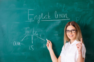 English tutoring at home